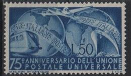 1949 UPU Serie Cpl MNH - 6. 1946-.. Repubblica