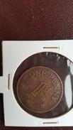 MALAWI : 1 Penny 1968 - Malawi
