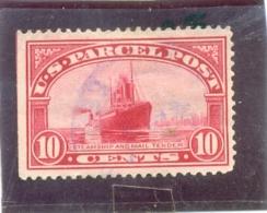 1912 ETATS UNIS Y & T N° 6 ( O ) US Parcel - United States
