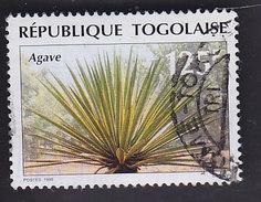 Togo. Flore Agave. 1344 - Togo (1960-...)