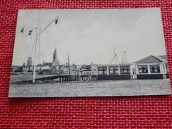 ANTWERPEN WEST - R. Y. C. N. Zicht Op Bungalow En Schelde - Antwerpen