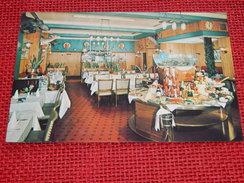 """ANTWERPEN   -   Restaurant """" Hulstkamp """" - Eetzaal  - De Keyserlei 23 - Antwerpen"""