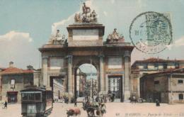 Spanien - Alte Karte- Marke Bildseitig     (k 2999  ) Siehe Bild ! - Espagne