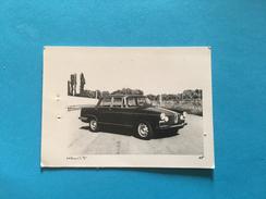 ALFA ROMEO-2600 BERLINA 1962FOTO  90X60 Mm - Automobili