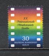ALLEMAGNE BERLIN N° 333  NEUF SANS CHARNIERE COTE  0.60€  FESTIVAL DU FILM - Unused Stamps
