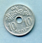1959 10 LEPTA - Grèce