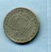 1954  1 DRACHME - Grèce