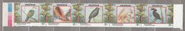 BIRDS Vogel Oiseaux Philippines 1992 Mi 2227-2231 MNH (**) #21040 - Oiseaux