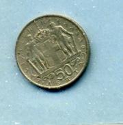 1970  50 LEPTA - Greece