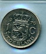 1976  1 FLORINT - [ 3] 1815-… : Royaume Des Pays-Bas