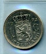 1972  1 FLORINT - [ 3] 1815-… : Royaume Des Pays-Bas