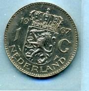 1967  1 FLORINT - [ 3] 1815-… : Royaume Des Pays-Bas
