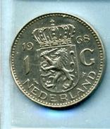 1968  1 FLORINT - [ 3] 1815-… : Royaume Des Pays-Bas