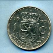 1977  1 FLORINT - [ 3] 1815-… : Royaume Des Pays-Bas