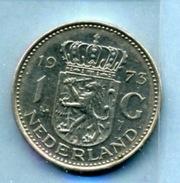 1973  1 FLORINT - [ 3] 1815-… : Royaume Des Pays-Bas
