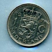 1971  1 FLORINT - [ 3] 1815-… : Royaume Des Pays-Bas