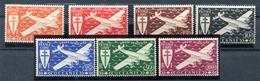 Océanie - Yvert PA 7 à 13- Neufs XXX - Lot 81 - Luftpost