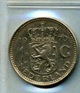 1970  1 FLORINT - [ 3] 1815-… : Royaume Des Pays-Bas