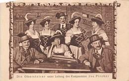 Die Obersteirer Unter Leitung Des Komponisten Jos. Pircher - Europe