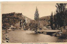 25 - BESANÇON   -  Rocher De La Citadelle - Besancon
