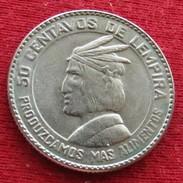 Honduras 50 Centavos 1973 FAO - Honduras