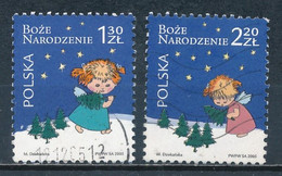 °°° POLONIA POLAND - Y&T N°3968 - 2005 °°° - Used Stamps