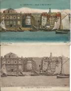 2 Cartes Le Havre (76) - Musée Et Rue De Paris - Le Havre