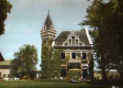 38  NICOLAS VERMELLE Chateau De Montcizet - Autres Communes