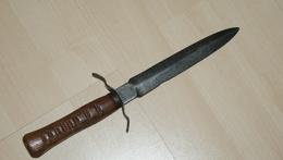 POIGNARD COUTEAU DE TRANCHEE- LE VENGEUR- 14/18 - Knives/Swords