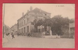 Boitsfort - Hôtel-Café-Restaurant De 'L'Etang  .... Bâtiment  - Prop. E. Rowies ( Voir Verso, Spécial ) - Watermael-Boitsfort - Watermaal-Bosvoorde