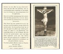 P 127. E.Pater LEO - Maurits LIPPENS - °EEKLO 1882- Minderbroeder- Missionaris Te CHINA -+HEUSDEN 1941 - Imágenes Religiosas
