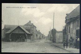 Cpa  Du 49 Doué La Fontaine - Rue De Cholet  NCL40 - Doue La Fontaine