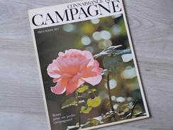 CONNAISSANCE DE LA CAMPAGNE. N°11.1971. ELEVEUR DE CHAROLAIS. ELEVAGE DE LIEVRES. PAYS D'AUGE. OISEAUX DE RIVAGE. - Fischen + Jagen