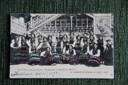 LISBOA - 1906, Congreso De Medicina, Grupo De Mulheres Do Minho - Lisboa