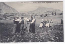 Hautes-Alpes - Briançon - Le Bacchur-Ber Ou Danse Des Epées - Briancon