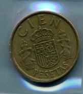 1986 100 PESETAS - [ 5] 1949-… : Kingdom