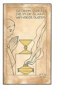 P 133. E.Pater GUIDO ROMBAUT -Minderbroeder/Ex-Definitor/Jubilaris - °KNESSELARE 1849 / +TIELT 1938 - Imágenes Religiosas