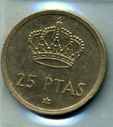 1975    25 PESETAS - [ 5] 1949-… : Royaume