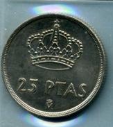 1982    25 PESETAS - [ 5] 1949-… : Royaume