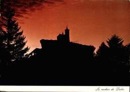 DABO 57 - Vue De Nuit Rocher St-Lèon - Joyeu De Lorraine - W-23 - Dabo