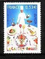 2005-N° 3784** EUROPA.LA GASTRONOMIE - Nuevos