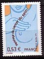 2005-N° 3836** CANCER DU SEIN - Neufs