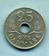 1967  25 ORE - Denmark