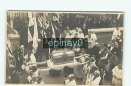 B - 14 -  LISIEUX - CARTE PHOTO - VENTE à PRIX FIXE - Carmel - Cérémonie Du 30 Mai 1923 -  Religion - Religieux - Lisieux
