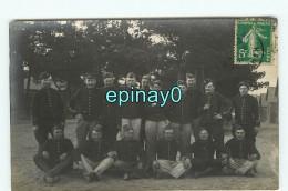 B - 56 -  VANNES - CARTE PHOTO -  35 éme Régiment D'artillerie - Militaria - Militaire - Vannes
