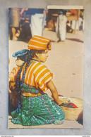 GUATEMALA - Sololà Indian Girl - Folklore Costume - Vg - Guatemala
