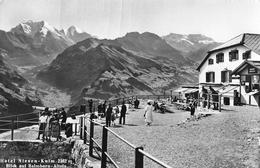NIESEN - KULM → Hotel Niesen-Kulm Mit Vielen Touristen Anno 1931 - BE Berne