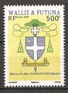 Wallis Und Et Futuna 2009 Armoiries Bischöfliche Wappen Michel No. 996 MNH Postfrisch Neuf - Wallis Und Futuna