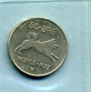 1972  50 ORE - Norway