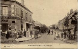 77 NEUFMONTIERS-LES-MEAUX - Rue D'Osière - Très Animée - France